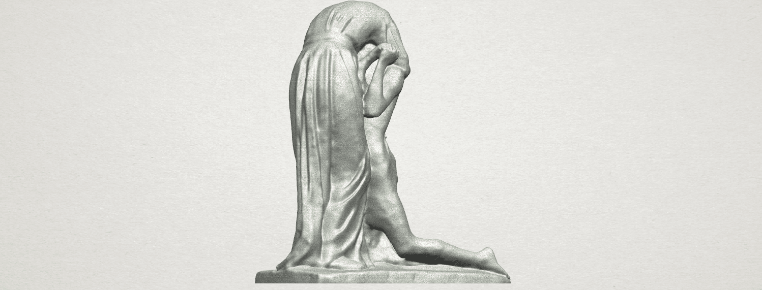 TDA0272 Forgive (rough) A05.png Download free STL file Forgive • 3D printing model, GeorgesNikkei