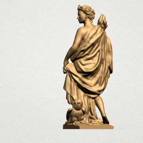Artemis (i) - A03.png Download free STL file Artemis 01 • Template to 3D print, GeorgesNikkei