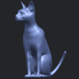 02_TDA0576_Cat_01B02.png Télécharger fichier STL gratuit Chat 01 • Modèle pour imprimante 3D, GeorgesNikkei