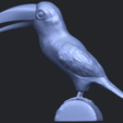 Download free 3D printing designs Toucan Bird, GeorgesNikkei