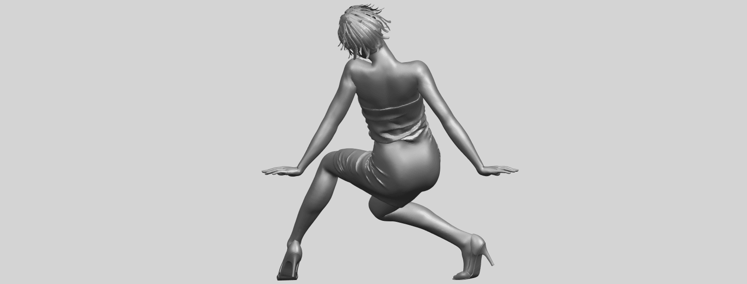 15_TDA0662_Naked_Girl_G10A06.png Download free STL file Naked Girl G10 • 3D printable template, GeorgesNikkei