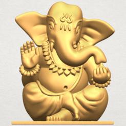 Télécharger fichier imprimante 3D gratuit Ganesha 02, GeorgesNikkei