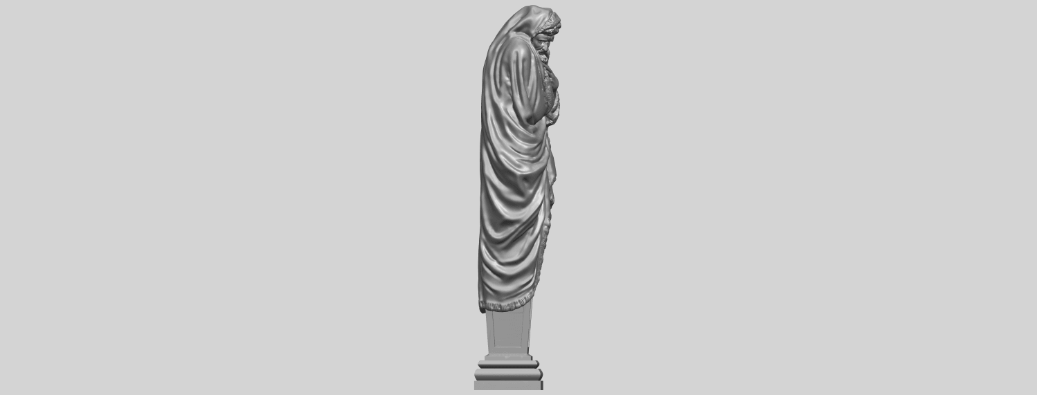 11_TDA0259_Sculpture_WinterA09.png Download free STL file Sculpture - Winter 01 • 3D printable object, GeorgesNikkei