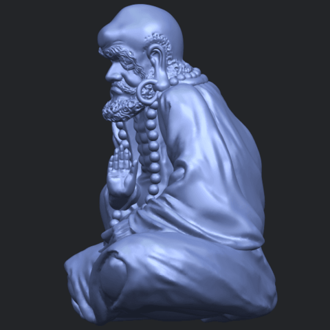 02_Da_Mo__(i)_88mmB03.png Télécharger fichier STL gratuit Da Mo 01 • Modèle imprimable en 3D, GeorgesNikkei