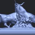 15_Bull_iii_74mm-B01.png Télécharger fichier STL gratuit Taureau 03 • Plan imprimable en 3D, GeorgesNikkei