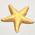 TDA0608 Starfish 02 A02.png Télécharger fichier STL gratuit Étoile de mer 02 • Plan pour impression 3D, GeorgesNikkei