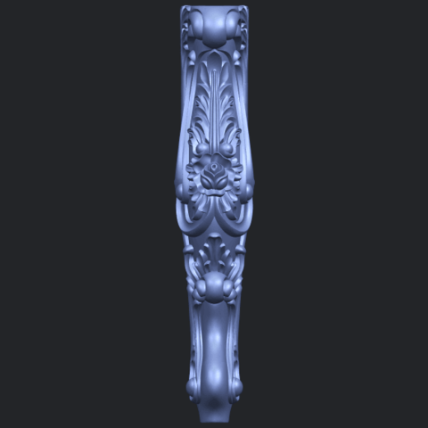 TDA0456_Table_Leg_vB01.png Download free STL file Table Leg 05 • 3D printable template, GeorgesNikkei