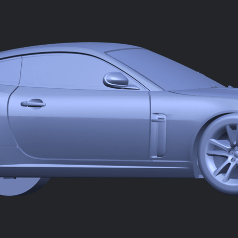 TDB003_1-50 ALLA07.png Download free STL file Jaguar X150 Coupe Cabriolet 2005 • 3D printing template, GeorgesNikkei