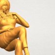 A11.png Download free STL file Naked Girl I05 • Object to 3D print, GeorgesNikkei