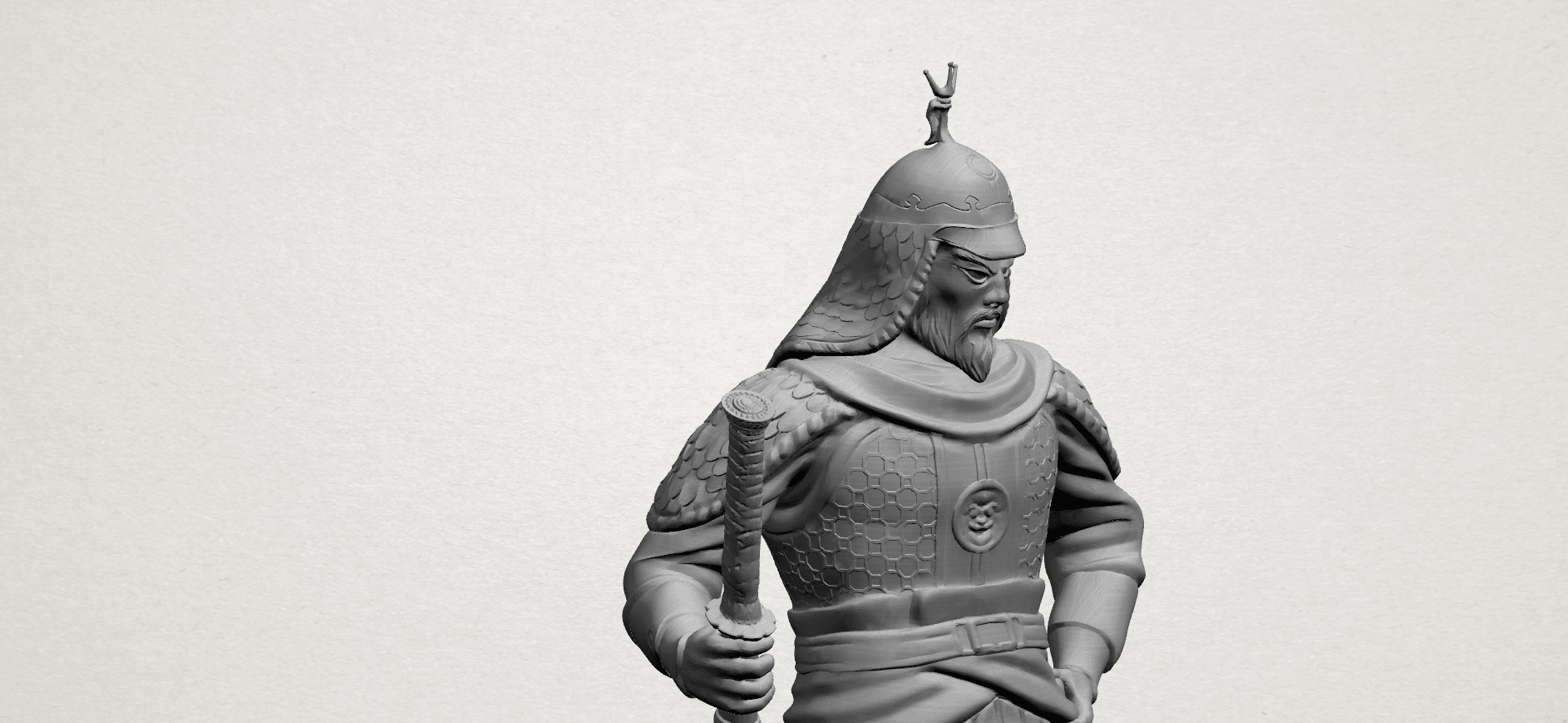 Age of Empire - warrior -A14.png Download free STL file Age of Empire - warrio • 3D print design, GeorgesNikkei