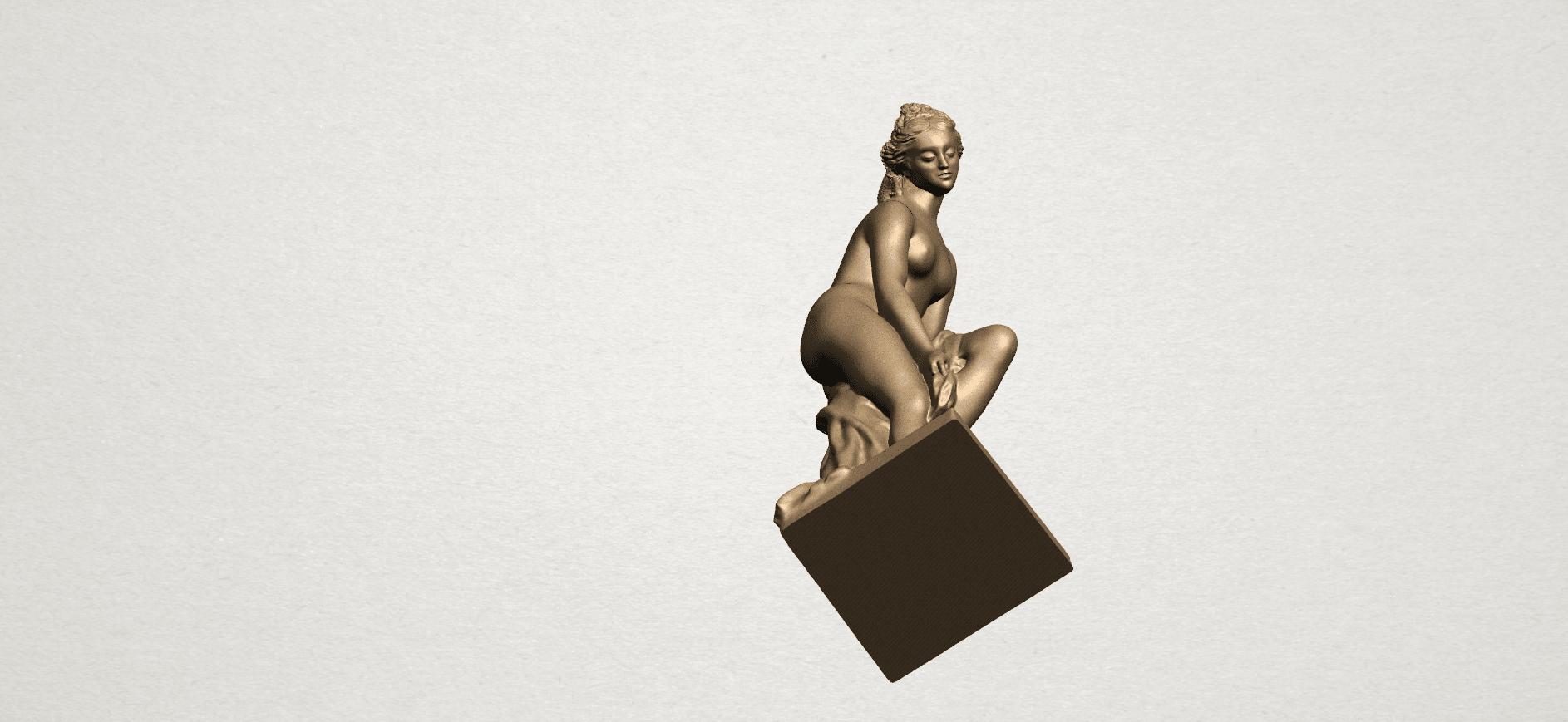 Naked Girl (iv) A08.png Download free STL file Naked Girl 04 • 3D print design, GeorgesNikkei