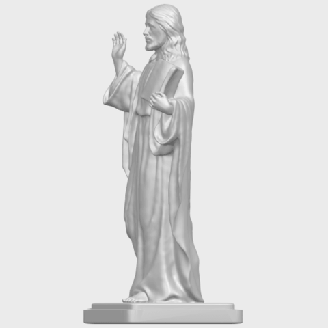 19_TDA0237_Jesus_vA03.png Download free STL file Jesus 05 • 3D print object, GeorgesNikkei