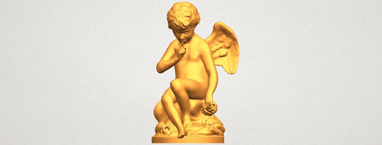 A02.png Télécharger fichier STL gratuit Cupidon 01 • Modèle à imprimer en 3D, GeorgesNikkei