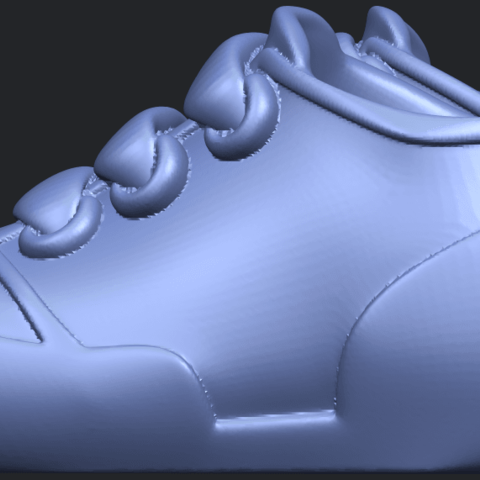 01_TDA0322_Shoe_01B04.png Download free STL file Shoe 01 • 3D printable design, GeorgesNikkei