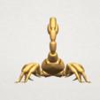 TDA0603 Scorpion A04.png Télécharger fichier STL gratuit Scorpion • Objet pour imprimante 3D, GeorgesNikkei