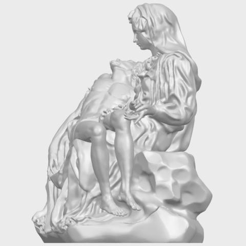 05_TDA0238_La_PietaA03.png Télécharger fichier STL gratuit La Pieta • Modèle pour impression 3D, GeorgesNikkei