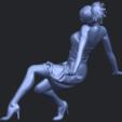19_TDA0661_Naked_Girl_G09B04.png Télécharger fichier STL gratuit Fille nue G09 • Design pour impression 3D, GeorgesNikkei
