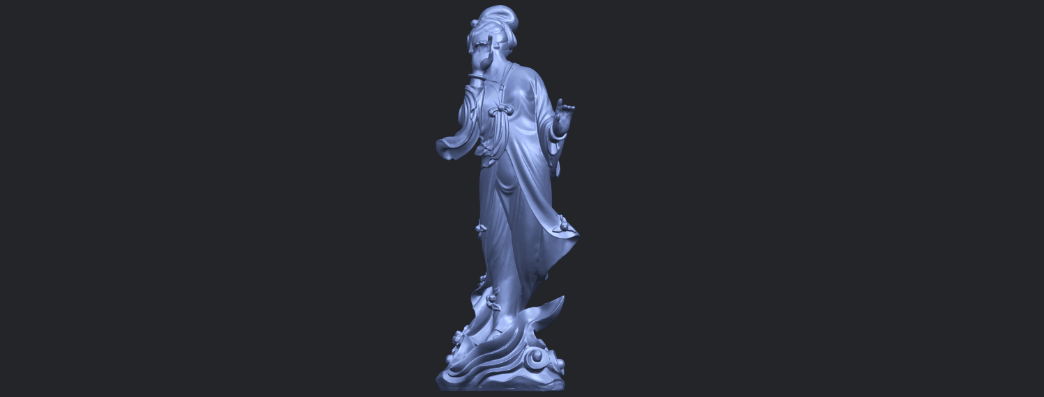 01_TDA0448_Fairy_03B02.png Download free STL file Fairy 03 • 3D printable object, GeorgesNikkei