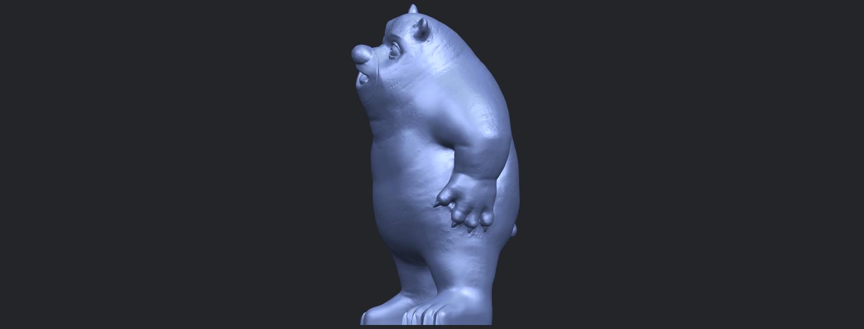 14_TDA0561_Bear_SeniorB03.png Télécharger fichier STL gratuit Bear Senior • Plan imprimable en 3D, GeorgesNikkei