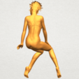 Free 3d model Naked Girl E02, GeorgesNikkei