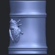 Télécharger fichier impression 3D gratuit Pinceau Pot à pinceau Crayon Crayon Vase, GeorgesNikkei