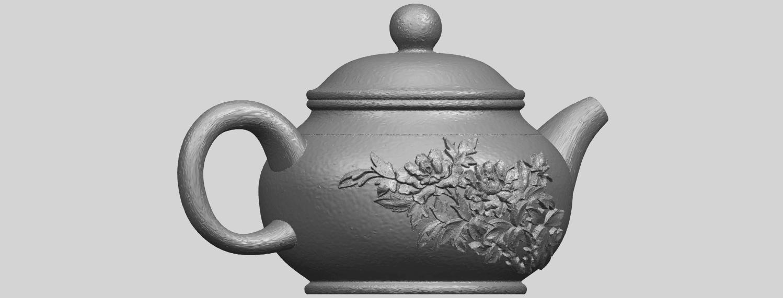 02_TDA0324_Tea_Pot_iiiA06.png Download free STL file Tea Pot 03 • 3D printing template, GeorgesNikkei