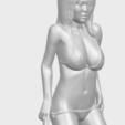 Free 3D model Sexy Girl 11 - Bending Knee, GeorgesNikkei