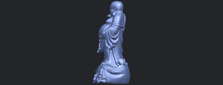 23_TDA0234_Metteyya_Buddha_08B04.png Download free STL file Metteyya Buddha 08 • 3D printing model, GeorgesNikkei