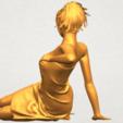 Descargar archivo 3D gratis Chica desnuda F07, GeorgesNikkei