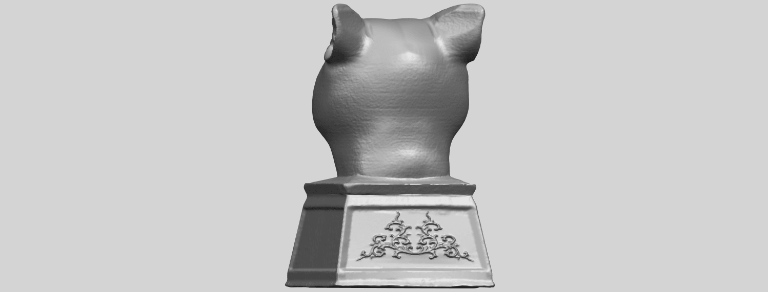 17_TDA0508_Chinese_Horoscope_of_Rat_02A06.png Download free STL file Chinese Horoscope of Rat 02 • 3D printable model, GeorgesNikkei