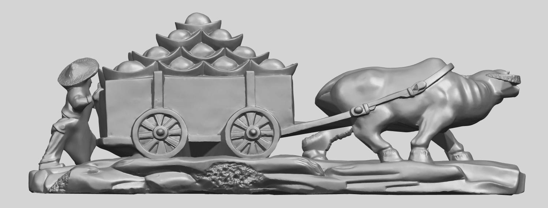 17_TDA0315_Golden_CarA06.png Download free STL file Golden Car • 3D printer template, GeorgesNikkei