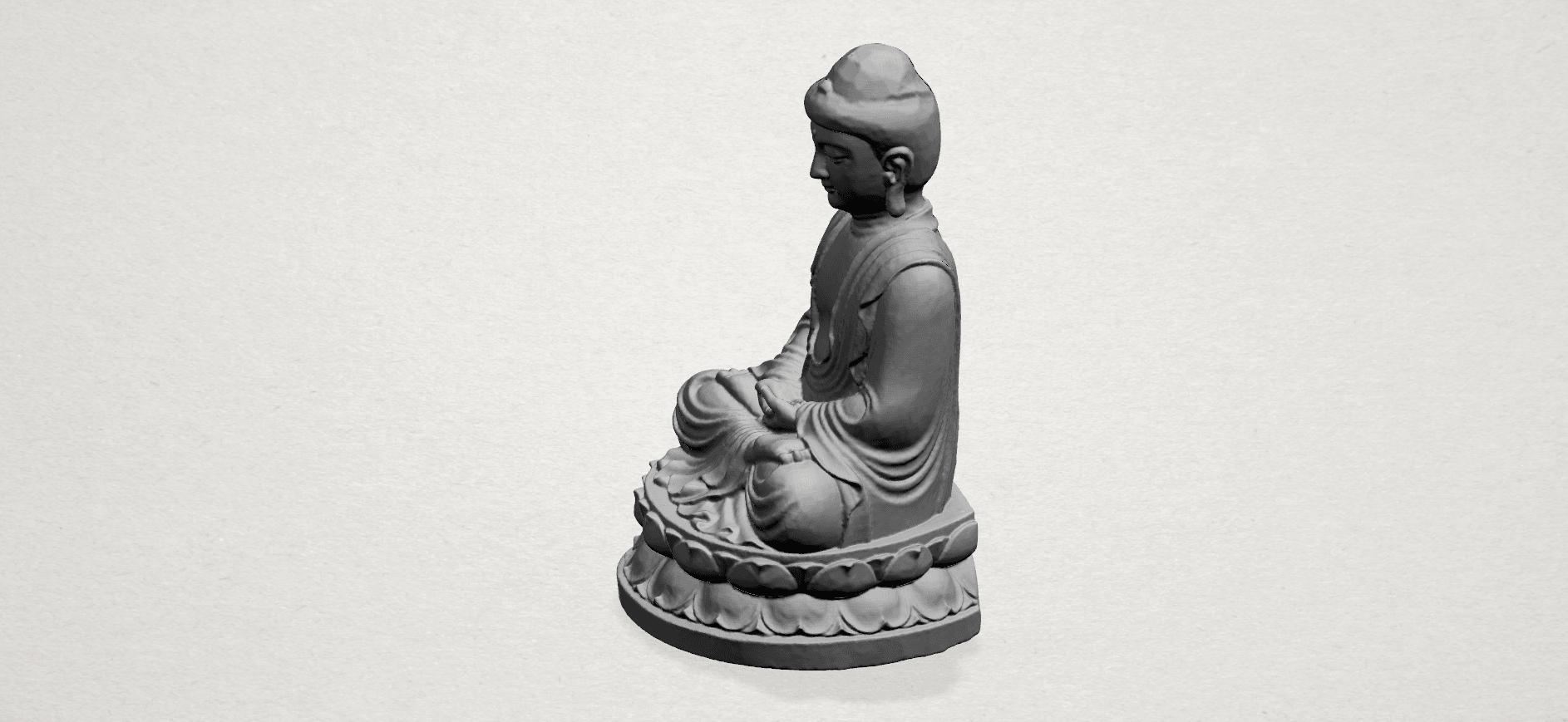 Gautama Buddha young - A03.png Télécharger fichier STL gratuit Gautama Bouddha Bouddha • Objet imprimable en 3D, GeorgesNikkei