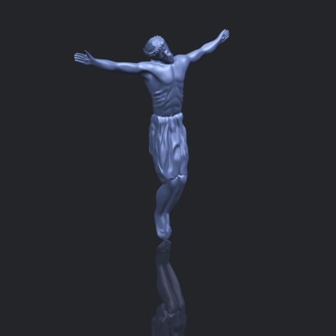 04_TDA0232_Jesus_iii_88mmB00-1.png Download free STL file Jesus 03 • 3D printable template, GeorgesNikkei
