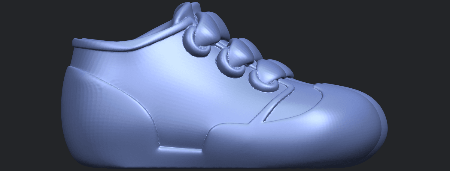 01_TDA0322_Shoe_01B09.png Download free STL file Shoe 01 • 3D printable design, GeorgesNikkei