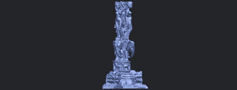 09_Thai_Elephant_Tower_80mm_-_A01B02.png Télécharger fichier STL gratuit Tour de l'éléphant thaïlandais • Modèle pour impression 3D, GeorgesNikkei