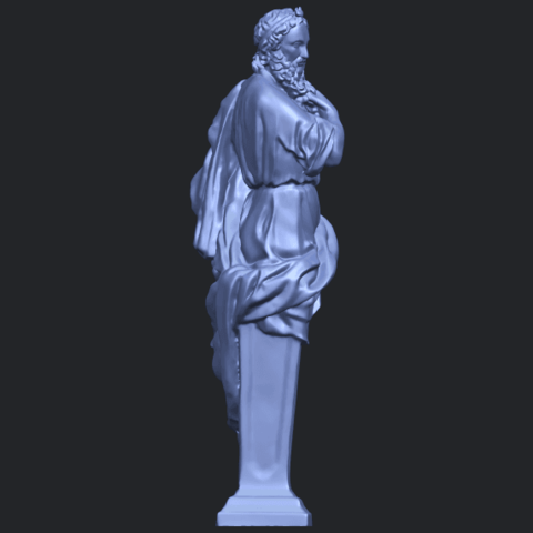 06_TDA0460_Plato_ex1900B09.png Download free STL file Plato • 3D printing template, GeorgesNikkei