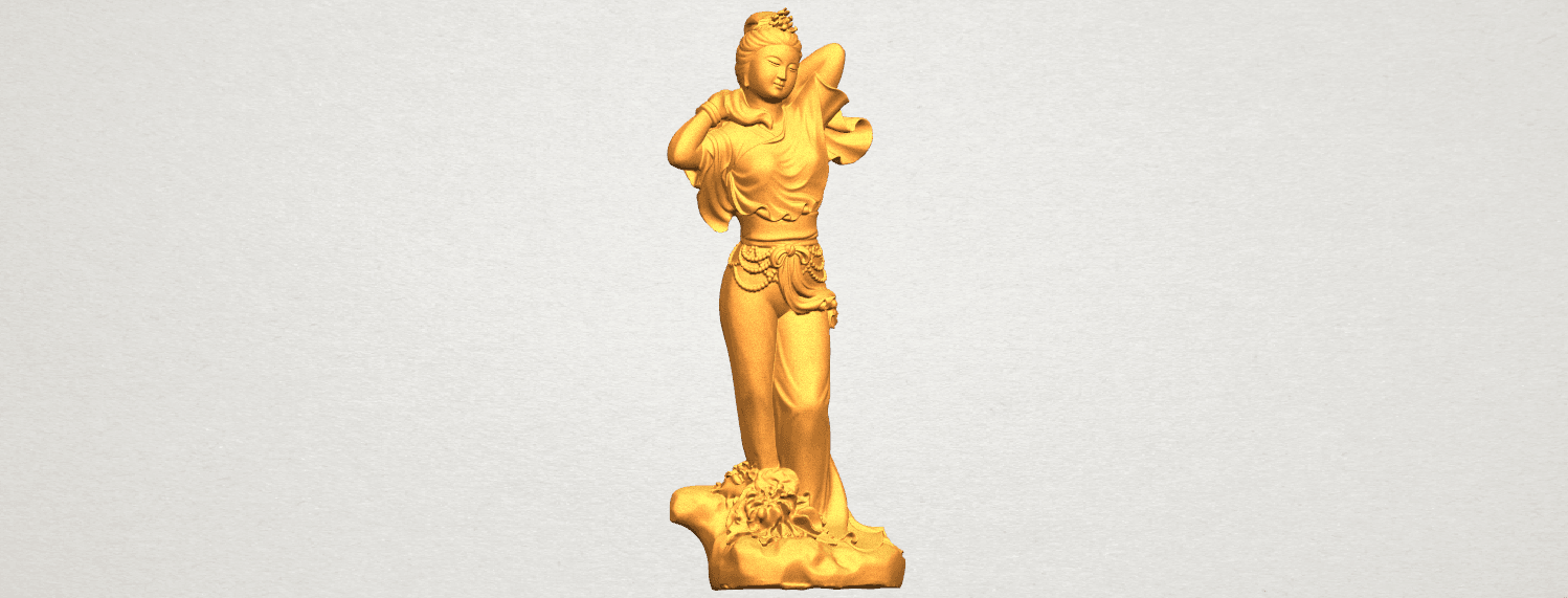 TDA0447 Fairy 02 A06.png Download free STL file Fairy 02 • 3D printing object, GeorgesNikkei