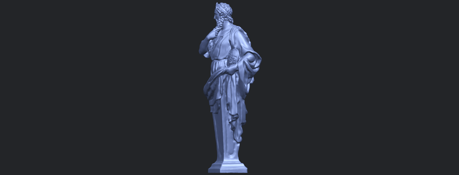 06_TDA0460_Plato_ex1900B03.png Download free STL file Plato • 3D printing template, GeorgesNikkei