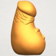 TDA0316 Dick (i) cute A06.png Download free STL file  Dick 01 cute • 3D print design, GeorgesNikkei
