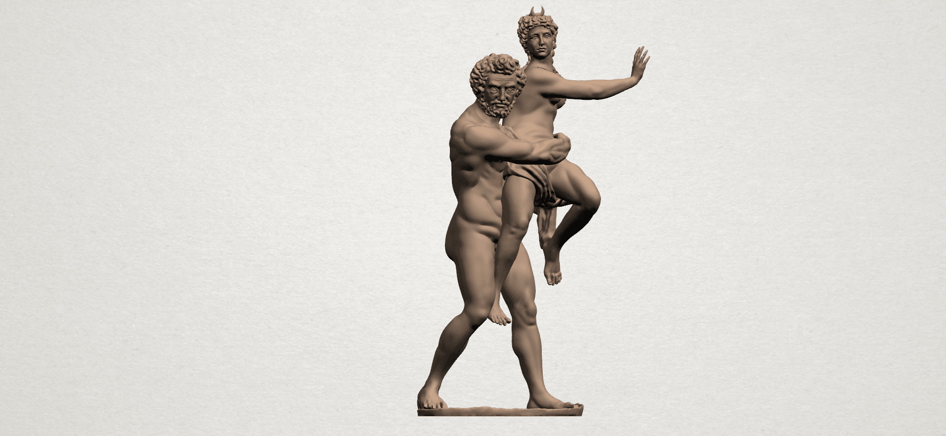 Naked Couple (iv) A07.png Download free STL file Naked Couple 04 • 3D printable model, GeorgesNikkei
