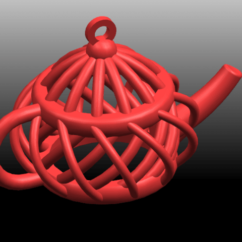 04.png Download free STL file Necklaces -Tea pot • 3D print object, GeorgesNikkei