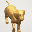 TDA0521 Bull Dog 02 A11.png Download free STL file Bull Dog 02 • 3D printable model, GeorgesNikkei
