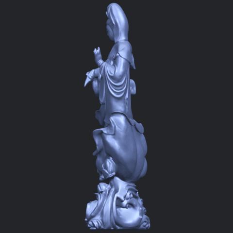 10_TDA0298_Avalokitesvara_Bodhisattva_Standing_(vi)_B05.png Télécharger fichier STL gratuit Avalokitesvara Bodhisattva - Debout 06 • Objet pour impression 3D, GeorgesNikkei