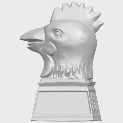 18_TDA0517_Chinese_Horoscope_of_Rooster_02A04.png Download free STL file Chinese Horoscope of Rooster 02 • 3D printable object, GeorgesNikkei