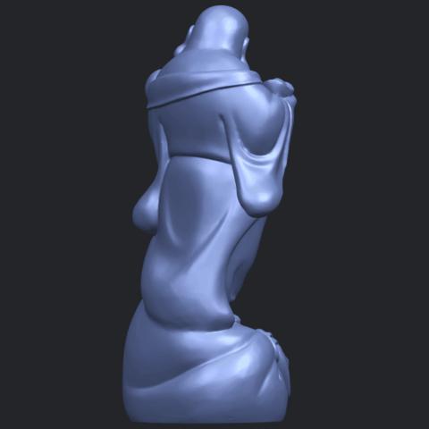 03_Metteyya_Buddha_04_88mmB08.png Download free STL file Metteyya Buddha 04 • 3D printable object, GeorgesNikkei