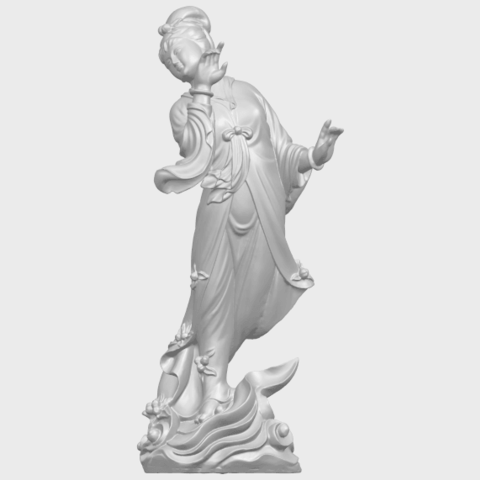 01_TDA0448_Fairy_03A01.png Download free STL file Fairy 03 • 3D printable object, GeorgesNikkei