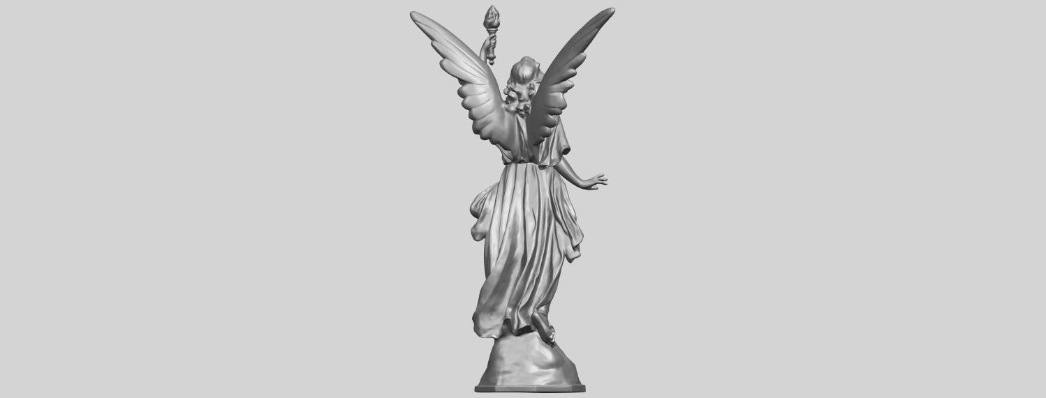 17_TDA0202_Statue_01_-88mmA07.png Download free STL file Statue 01 • Object to 3D print, GeorgesNikkei