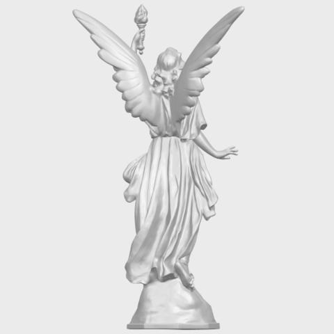 17_TDA0202_Statue_01_-88mmA07.png Télécharger fichier STL gratuit Statue 01 • Design à imprimer en 3D, GeorgesNikkei