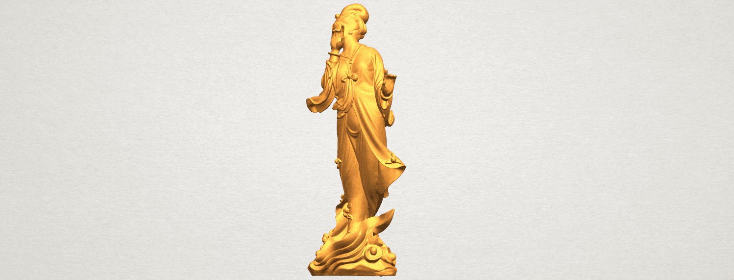 TDA0448 Fairy 03 A02.png Download free STL file Fairy 03 • 3D printable object, GeorgesNikkei