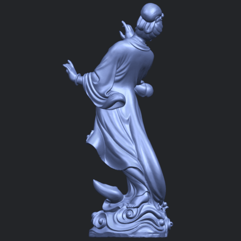 01_TDA0448_Fairy_03B06.png Download free STL file Fairy 03 • 3D printable object, GeorgesNikkei